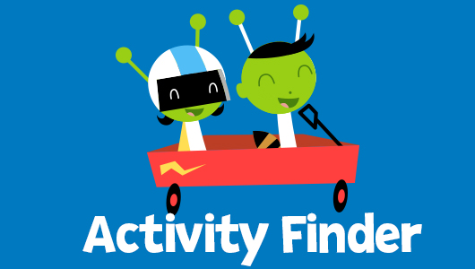PBS Kids for Parents Activity Finder