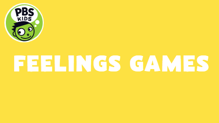 PBS Kids Feelings Games