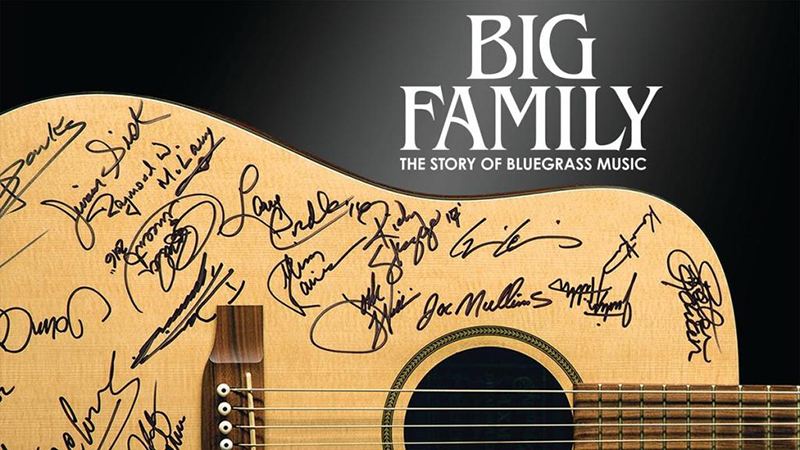 Comprehensive Bluegrass Documentary Comes to PBS