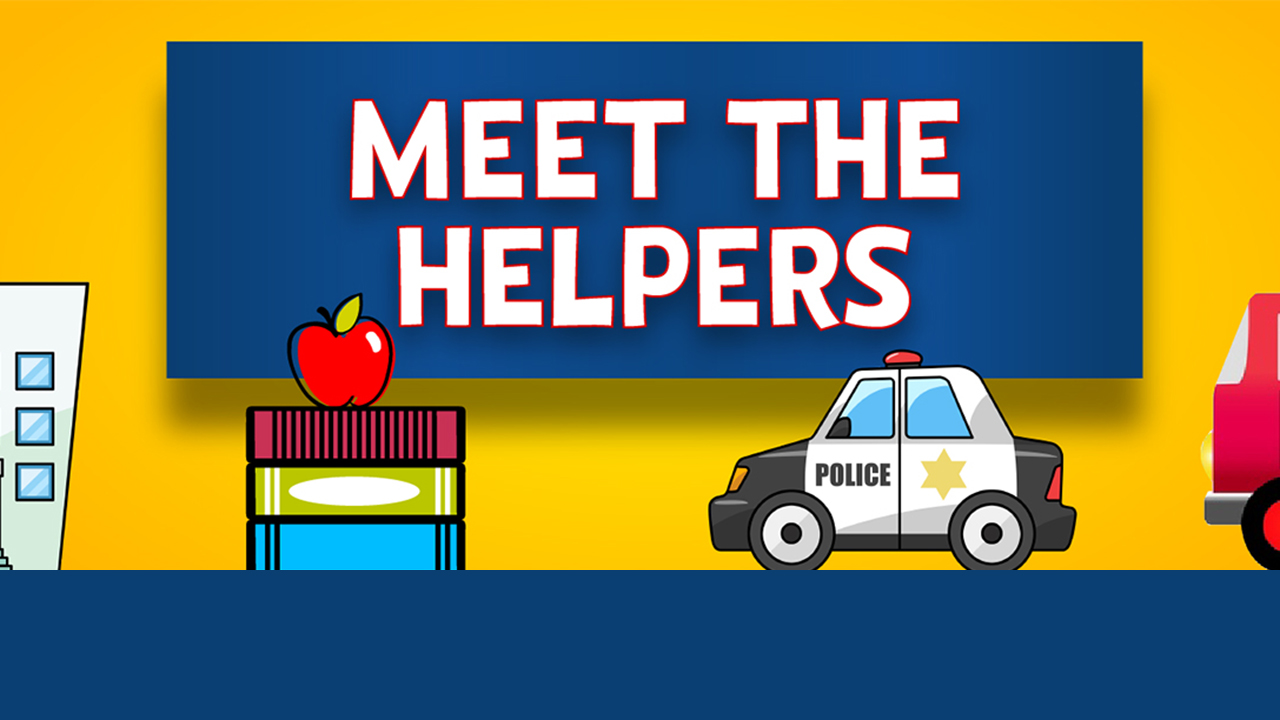Meet the Helpers Event at CET