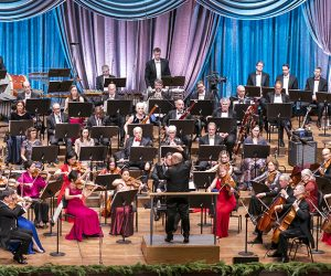 Live from Lincoln Center: New York Philharmonic New Year's Eve