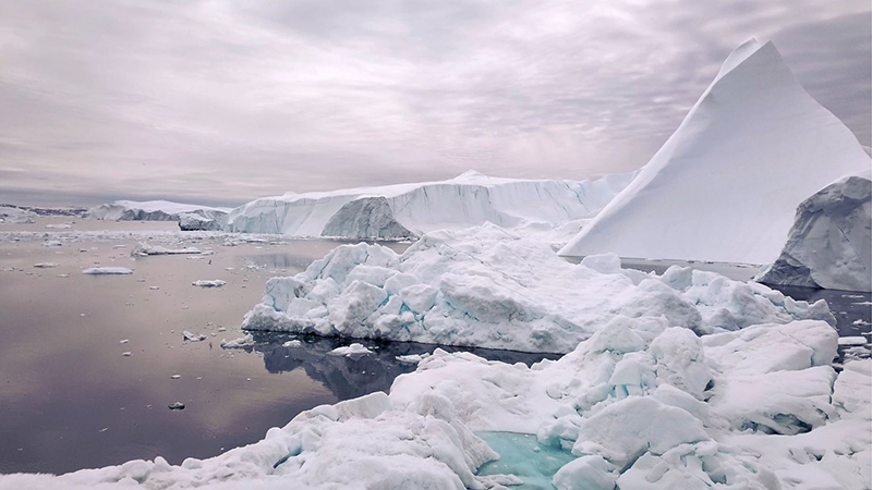 Explore the Polar Extremes of Planet Earth