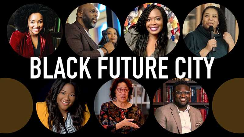 Urban Consulate: Black Future City